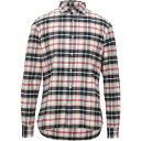 ショッピングf-05d ウールリッチ WOOLRICH メンズ シャツ トップス【checked shirt】Ivory