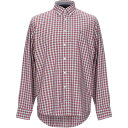 ショッピングTOMMY トミー ヒルフィガー TOMMY HILFIGER メンズ シャツ トップス【checked shirt】Red