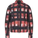 アレキサンダー マックイーン ALEXANDER MCQUEEN メンズ ジャケット アウター【jacket】Black