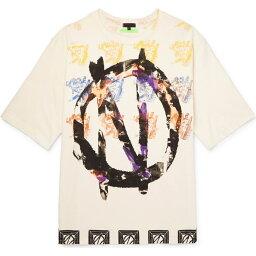 <strong>ナインティナイン</strong>パーセントイズ 99% IS メンズ Tシャツ トップス【T-Shirt】Ivory