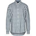 ショッピングワイシャツ トミー ヒルフィガー TOMMY HILFIGER メンズ シャツ トップス【Checked Shirt】Green