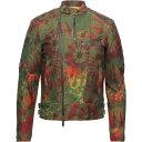 ショッピングディースクエアード ディースクエアード DSQUARED2 メンズ ジャケット アウター【jacket】Military green