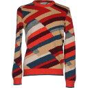 ショッピングフェラガモ サルヴァトーレ フェラガモ SALVATORE FERRAGAMO メンズ ニット・セーター トップス【sweater】Red
