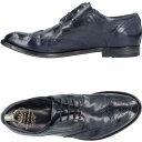 ショッピングイタリア オフィチーネ クリエイティブ OFFICINE CREATIVE ITALIA メンズ 革靴・ビジネスシューズ シューズ・靴【Laced Shoes】Dark blue