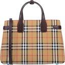 バーバリー BURBERRY レディース ハンドバッグ バッグ【handbag】Beige