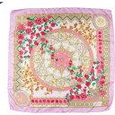 ショッピングマフラー ヴェルサーチ VERSACE レディース マフラー・スカーフ・ストール 【square scarf】Pink