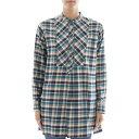 イザベル マラン レディース トップス ブラウス・シャツ【Multicolor cotton shirt】Multicolor
