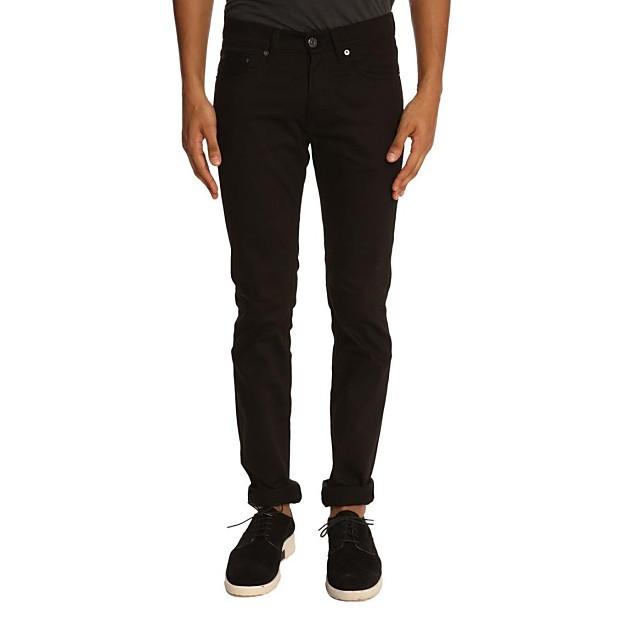 アクネ ストゥディオズ ACNE STUDIOS メンズ ボトムス ジーンズ【ブラック Black Roc Cash Jeans】