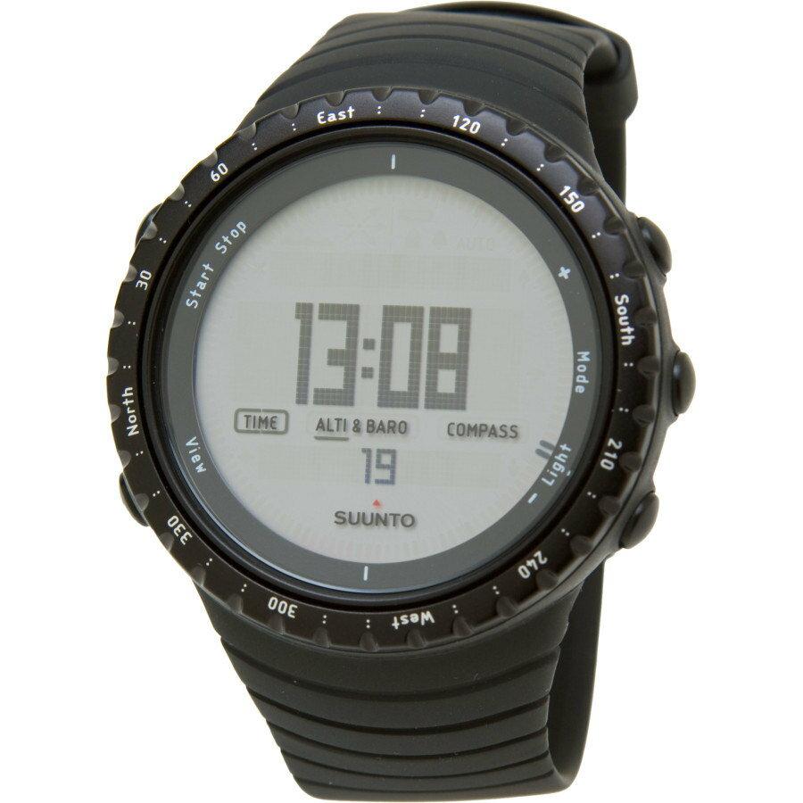 スント Suunto メンズ アクセサリー 腕時計【Core Altimeter Watch】od2img111 スント メンズ アクセサリー 腕時計 【サイズ交換無料】