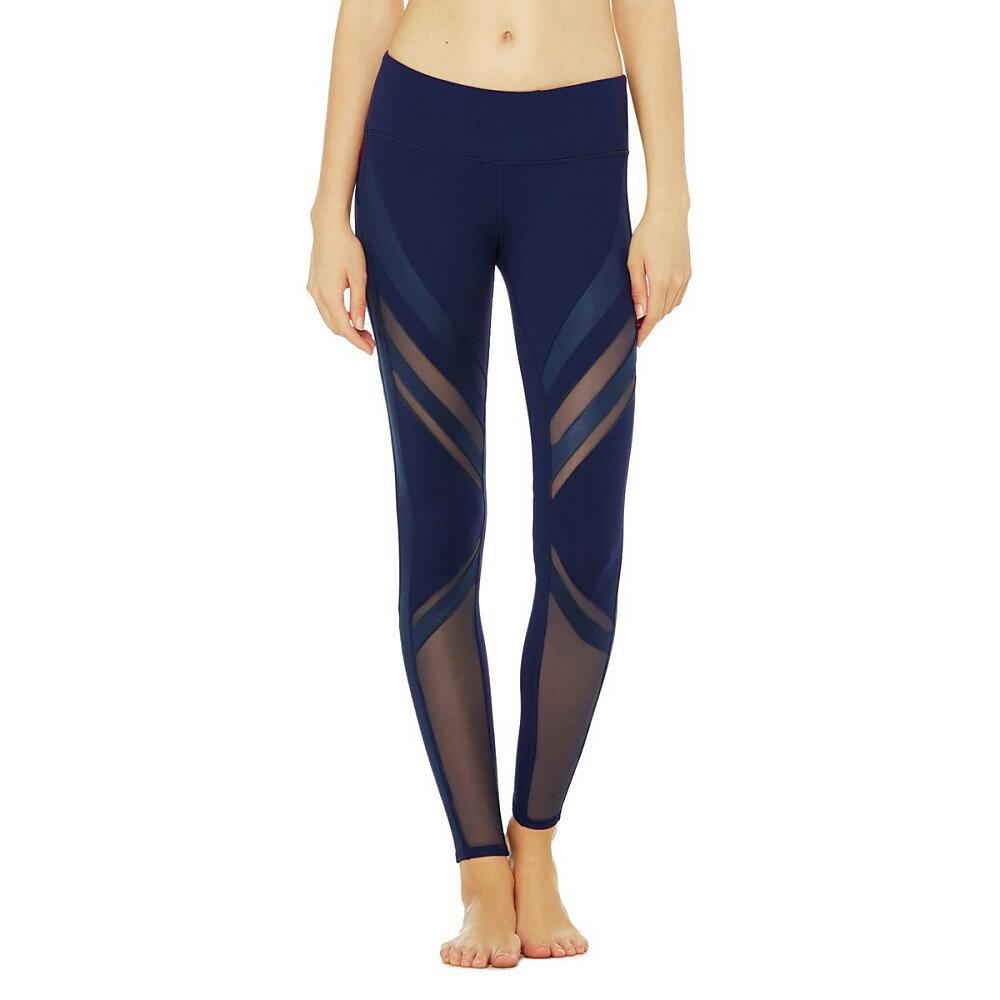 アローヨガ Alo Yoga レディース ボトムス レギンス【Epic Legging】Rich Navy