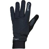 カステリ レディース 自転車 グローブ【Tempo Glove】Blackの画像