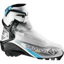 サロモン レディース スキー・スノーボード シューズ・靴【SNS RS Vitane Carbon Skate Boot】White/Black
