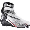 サロモン レディース スキー・スノーボード シューズ・靴【Prolink Vitane 8 Skate Ski Boot】White/Black/Silver