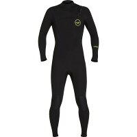 エクセルハワイ メンズ 水着・ビーチウェア ウェットスーツ【X2 Comp 3/2mm Thermo Lite Full Wetsuits】Blackの画像