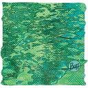 運動用品, 戶外用品 - バフ レディース ハイキング・登山【UV Half - Camo】Pelagic Camo Green