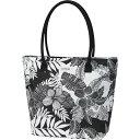 Women'S Bag - ダカイン レディース バッグ トートバッグ【Skylar 33L Tote】Hibiscus Palm