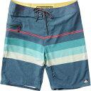 リーフ メンズ 水着・ビーチウェア 海パン【Peeler Board Shorts】Indigo
