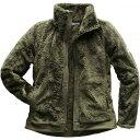 ザ ノースフェイス レディース トップス フリース【Furry Fleece Jacket】Four Leaf Clover