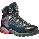 アゾロ Asolo メンズ ハイキング シューズ・靴【Avalon GTX Hiking Boot】Night Blue/Gunmetal
