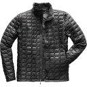 ザ ノースフェイス The North Face メンズ アウター ジャケット【ThermoBall Insulated Jackets】Asphalt Grey/Asphalt Grey Linear Topo Print