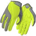 ジロ Giro レディース サイクリング グローブ【Tessa LF Women's Gloves】Titanium/Highlight Yellow【10P03Dec16】