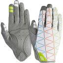 ジロ Giro レディース サイクリング グローブ【LA DND Women's Gloves】White Geo