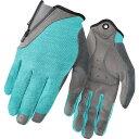 ジロ Giro レディース サイクリング グローブ【Rulla Glove】Industrial Green/Titanium