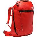 ショッピングナップサック ザ ノースフェイス The North Face メンズ バックパック・リュック バッグ【Cragaconda 45L Backpack】Fiery Red/Tnf Black