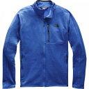 ショッピングf-05d ザ ノースフェイス The North Face メンズ フリース トップス【Canyonlands Fleece Jacket】Tnf Blue Heather