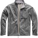 ショッピングf-05d ザ ノースフェイス The North Face メンズ フリース トップス【Canyonlands Fleece Jacket】Tnf Medium Grey Heather
