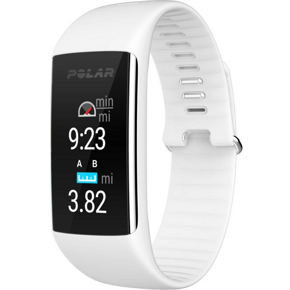 ポーラー Polar メンズ アクセサリー 腕時計【A360 Fitness Tracker】White ポーラー メンズ アクセサリー 腕時計 【サイズ交換無料】