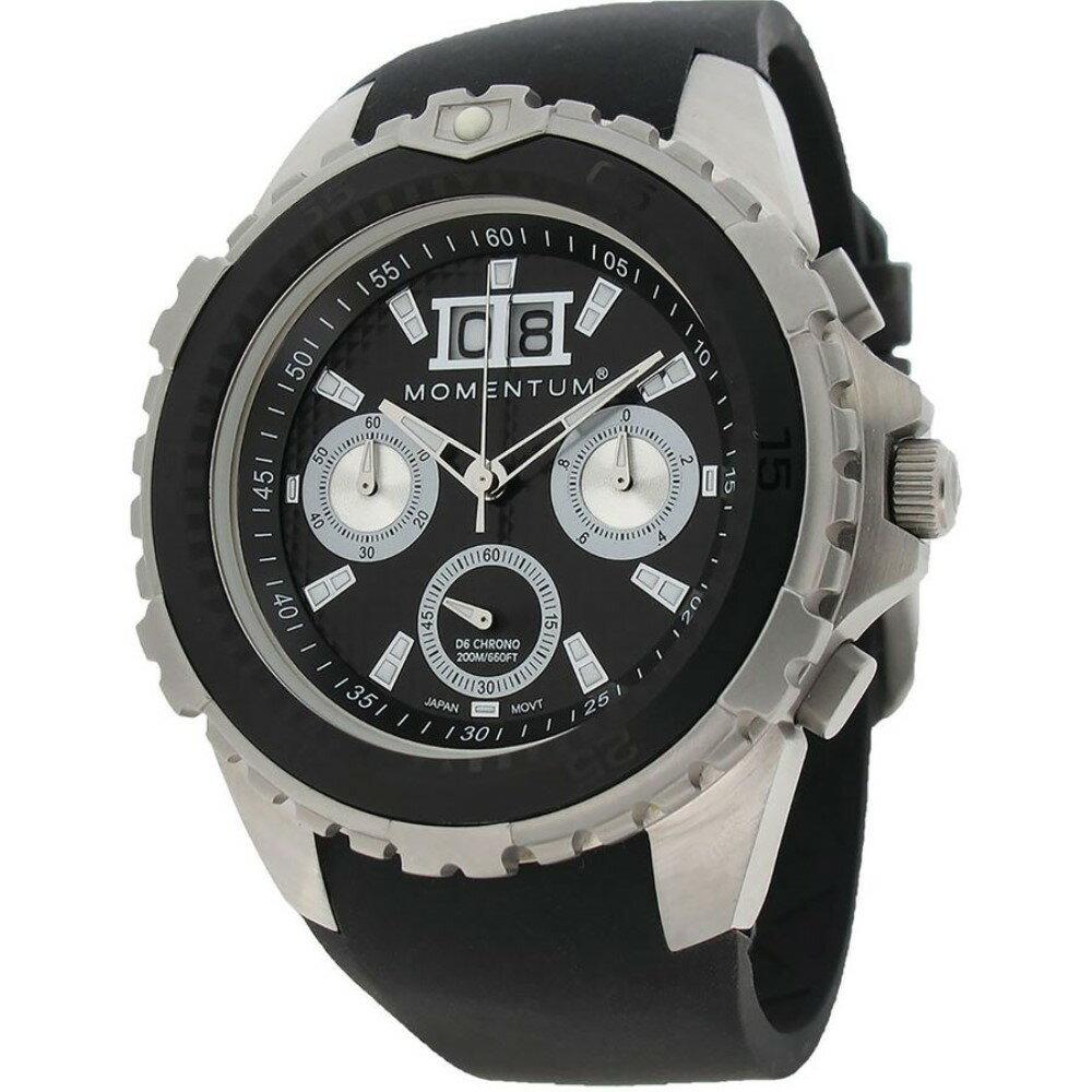 モーメンタム Momentum メンズ アクセサリー 腕時計【Deep 6 Chrono Watch】One Color モーメンタム メンズ アクセサリー 腕時計 【サイズ交換無料】