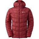 バーグハウス Berghaus メンズ アウター ジャケット【Nunat Reflect Down Jacket】Red Dahlia/Haute Red