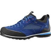 ホグロフス Hagl?fs メンズ ハイキング シューズ・靴【Roc Icon GT Shoe】Hurricane Blue/Vibrant【10P03Dec16】