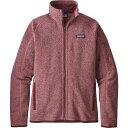パタゴニア Patagonia レディース フリース トップス【better sweater fleece jacket】Kiln Pink