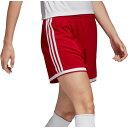 アディダス adidas レディース サッカー ボトムス・パンツ【Regista 18 Soccer Shorts】Power Red