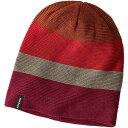 パタゴニア Patagonia メンズ ニット ビーニー 帽子【Glade Beanie】Huck Stripe Link/Stone Bl