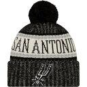 ニューエラ New Era メンズ ニット 帽子【San Antonio Spurs Sports Knit Hat】