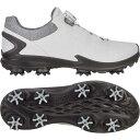 エコー ECCO メンズ ゴルフ シューズ・靴【BIOM G 3 BOA Golf Shoes】White