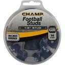 チャンプ CHAMP メンズ アメリカンフットボール シューズ・靴【1/2 Plastic Football Replacement Spikes】