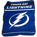 ショッピングLIGHTNING ロゴ Logo ユニセックス 雑貨 ブランケット【Tampa Bay Lightning Game Day Throw Blanket】