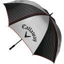 ショッピングキャロウェイ キャロウェイ Callaway ユニセックス 傘 【UV 64 Golf Umbrella】Grey/Black