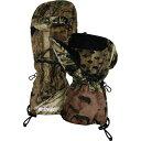 ショッピング寝袋 ブロッカー アウトドアズ Blocker Outdoors ユニセックス 手袋・グローブ 寝袋【Sleeping Bag Mittens】Real Tree Edge