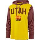 ショッピングedition フォーティセブン 47 メンズ パーカー トップス【Utah Jazz City Edition Callback Hoodie】