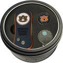 チームゴルフ Team Golf ユニセックス ゴルフ 【Auburn Tigers Switchfix Divot Tool and Cap Clip Set】