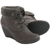 ブローフィッシュ Blowfish レディース シューズ・靴 ブーツ【Beau Wedge Boots】Grey