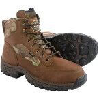アイリッシュ・セッター Irish Setter メンズ ハイキング シューズ・靴【Havoc Gore-Tex Hunting Boots - Waterproof, Leather】Realtree Ap/Brown