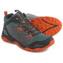 メレル Merrell メンズ ハイキング シューズ・靴【Capra Rise Mid Hiking Boots - Waterproof】Castle Rock