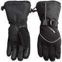 ボルダーギア メンズ 手袋・グローブ【Whiteout Gloves】Black