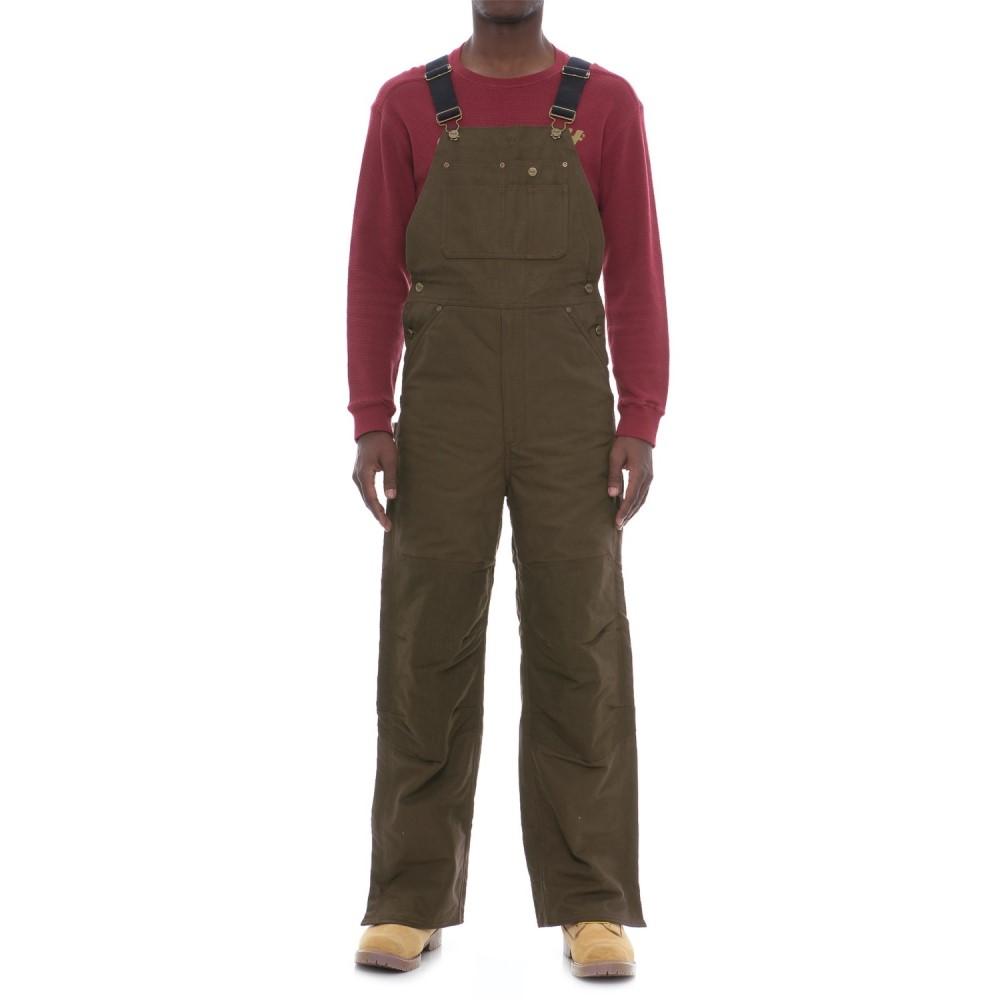 ティンバーランド Timberland PRO メンズ ボトムス・パンツ オーバーオール【Gut Check Premium Bib Overalls - Insulated】Dark Brown